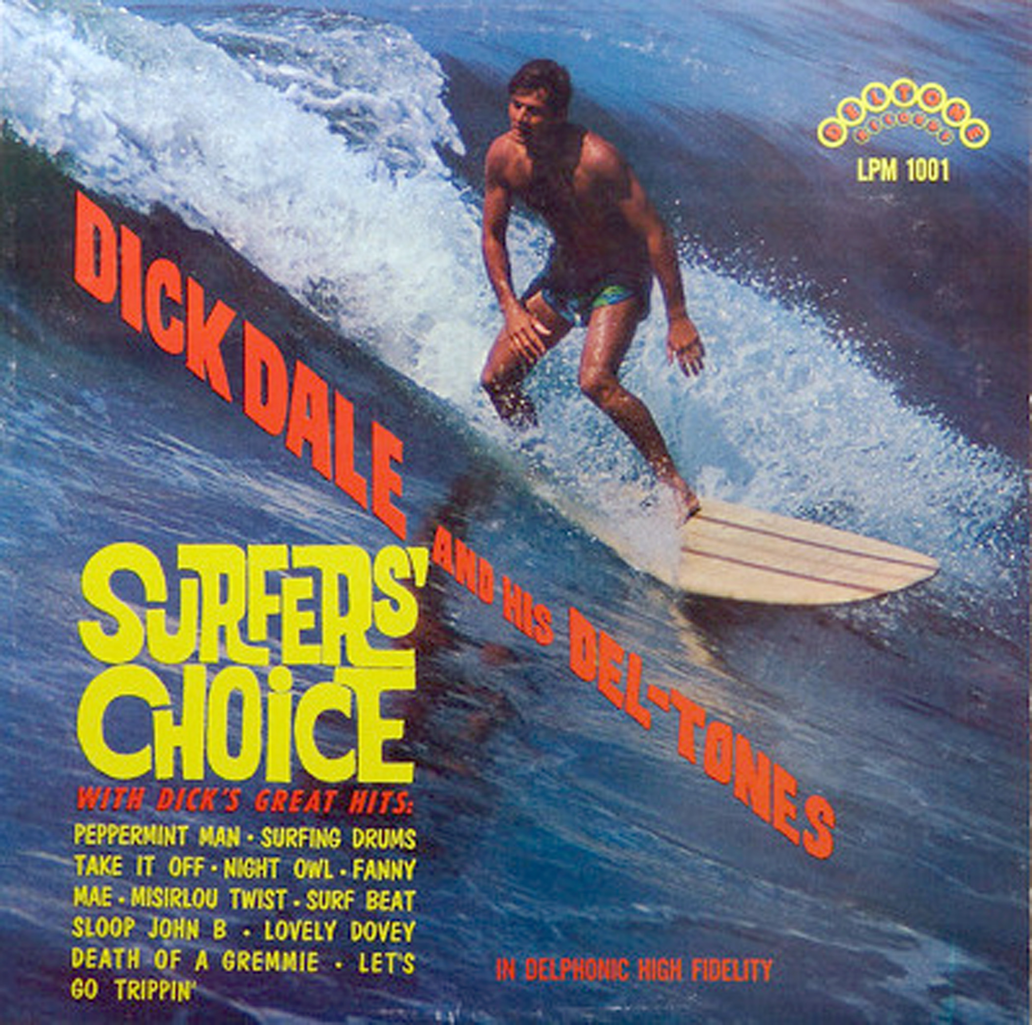 1960s Surf Trips Down South: 1960's Historic & Classic Rock Albums
