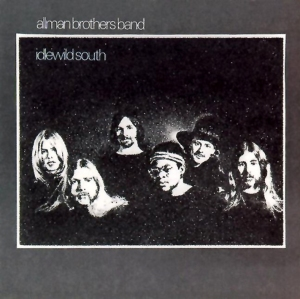 The Allman Brothers Band, 1970, Idlewild South - Front (1)