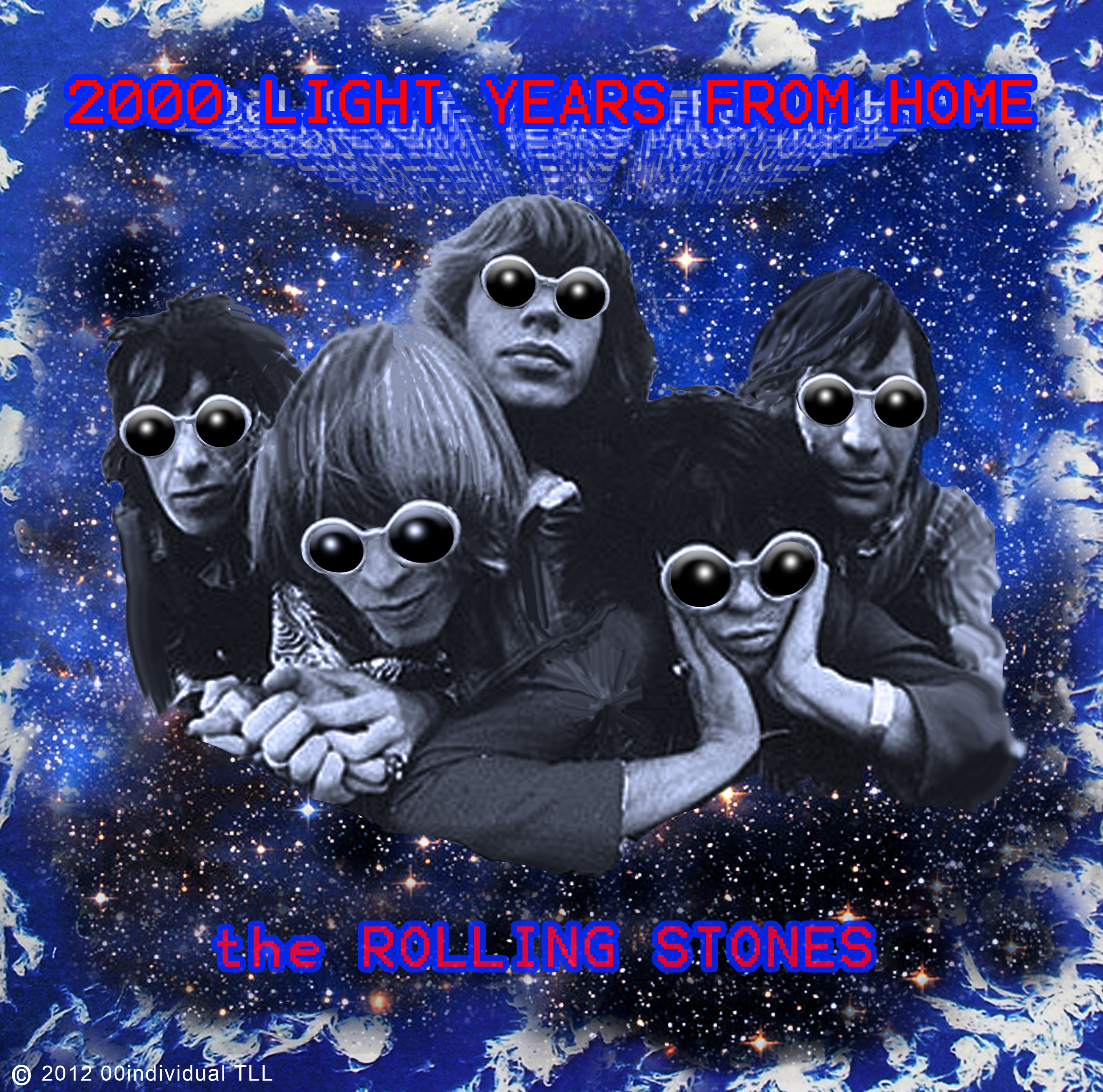 1960s Psychedelic Songs 2000 LIGHT YEARS FROM HOME THE