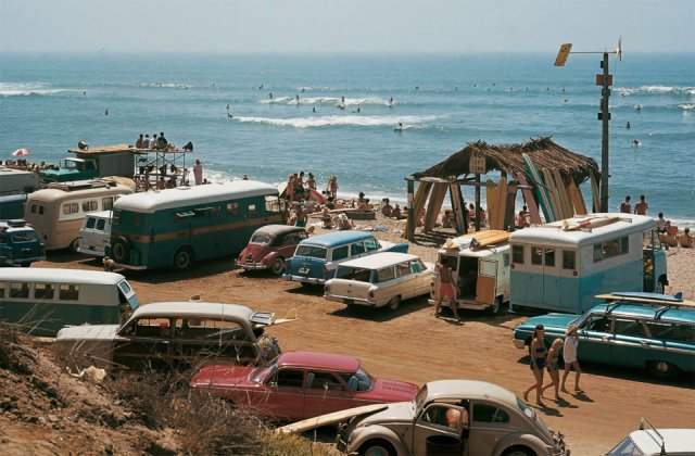 60s surf n car culture 00individual for American classic guest house nye beach