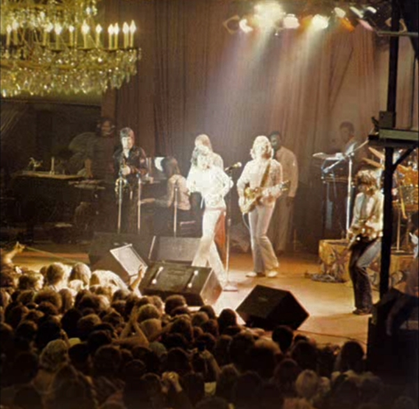 Rolling Stones Exile On Main Street 1972 tour | 00INDIVIDUAL