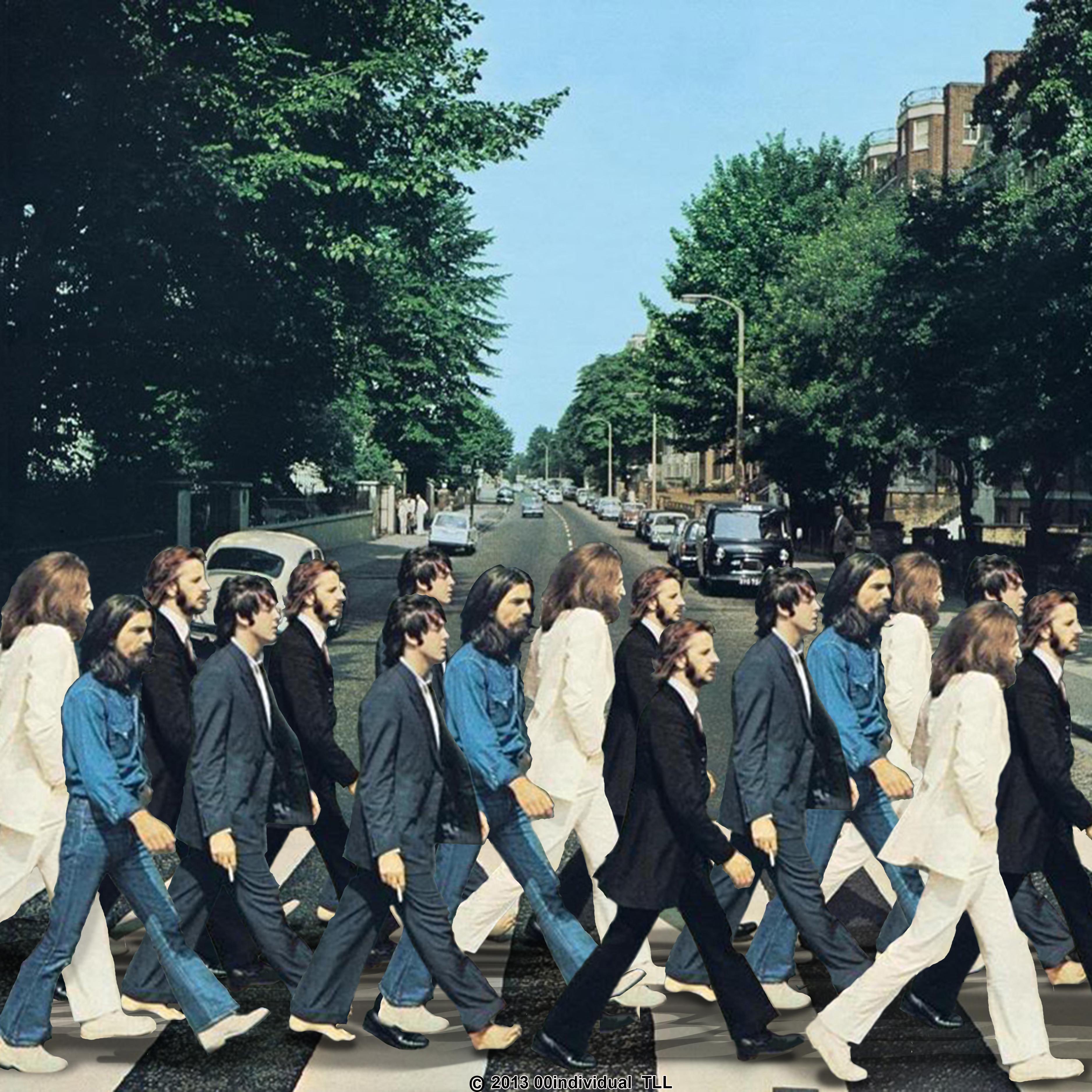 Abbey Road album winter 1969 | 00INDIVIDUAL
