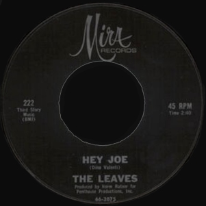 The_Leaves_-_Hey_Joe