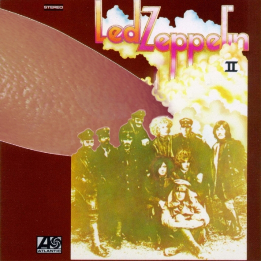 Image result for led zeppelin 2