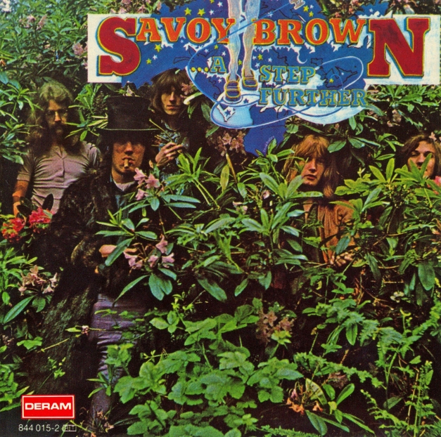 Savoy_Brown-A_Step_Further_Germany-Front