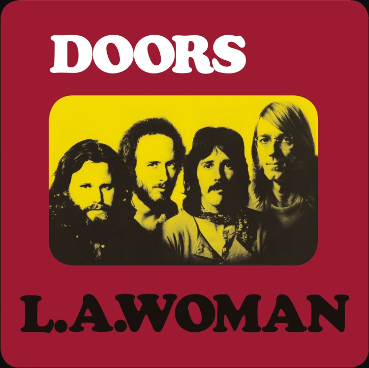 Image result for la woman album cover