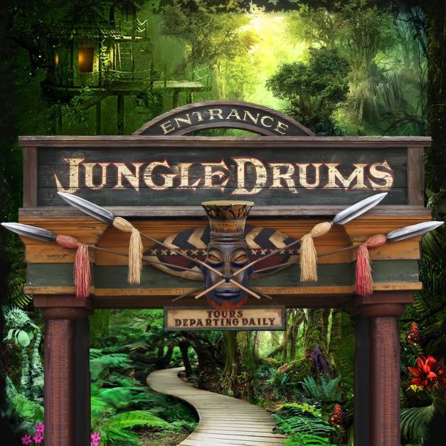 jungledrums